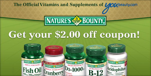 picture regarding Nature's Bounty Coupon Printable identified as Natures Bounty Nutrients Coupon Hawaii Shopaholics